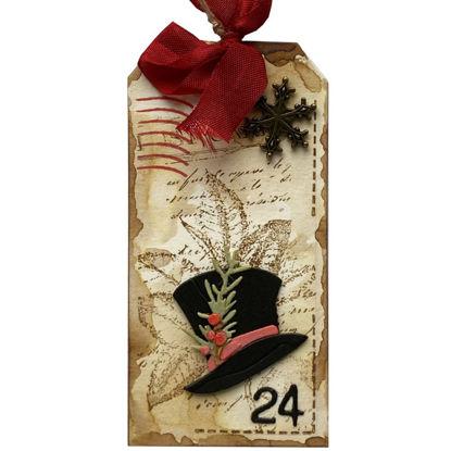 Obrázek Jmenovka na dárek (velká) Klobouk