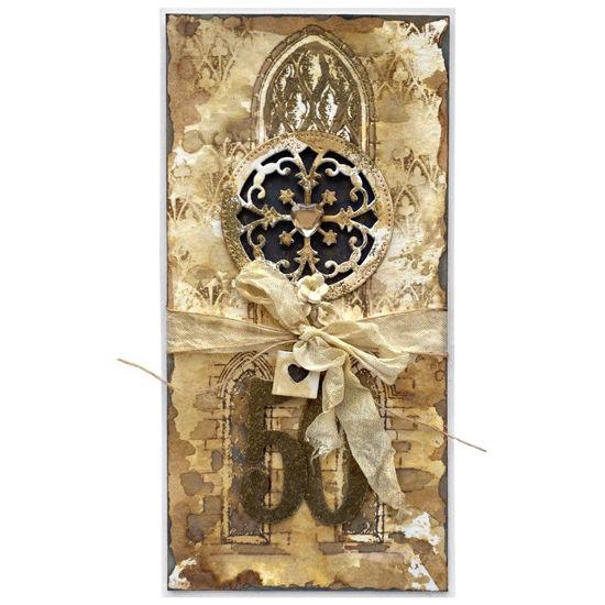 Obrázek 50. Zlatá svatba Gotický kostel
