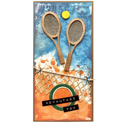 Obrázek Přáníčko do obálky Tenis Roland Garros