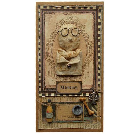 Obrázek Přání do obálky Alchemy 2