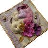Obrázek Přání do obálky Vintage srdce 4