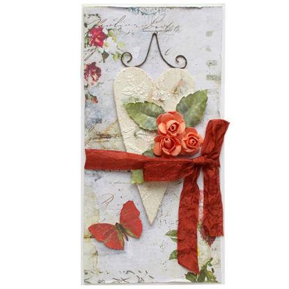 Obrázek Valentýnské přáníčko Červené růže