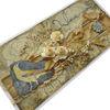 Obrázek Přání do obálky Okrové s ptáčkem