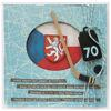 Obrázek Přáníčko k 70. narozeninám Hokejový fanda