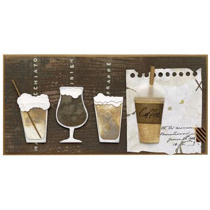 Obrázek Přání do obálky Coffee