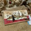 Obrázek Vánoční přání Vánoční vesnička 1