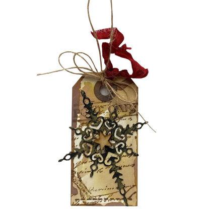 Obrázek Jmenovka na dárek (malá) Hvězda