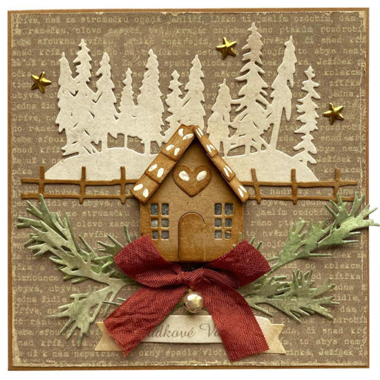 Obrázek Vánoční přání Pohádkové Vánoce 2