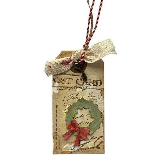 Obrázek Jmenovka na dárek (malá) Věnec