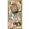 Obrázek Přání k 30. narozeninám Pizza Margherita