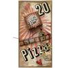 Obrázek Přání k 20. narozeninám Pizza