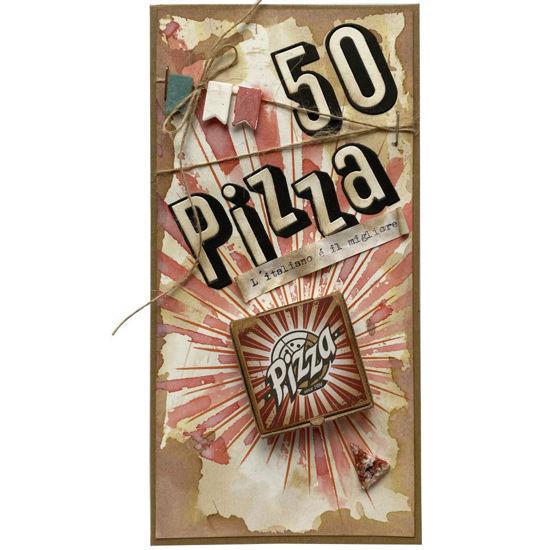 Obrázek Přání k 50. narozeninám Pizza