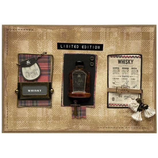 Obrázek Přání do obálky Whisky 2