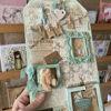 Obrázek Dárek k narození miminka Visačka Teddy bears