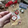 Obrázek Jmenovka na dárek (velká) Vánoční ozdoby 1