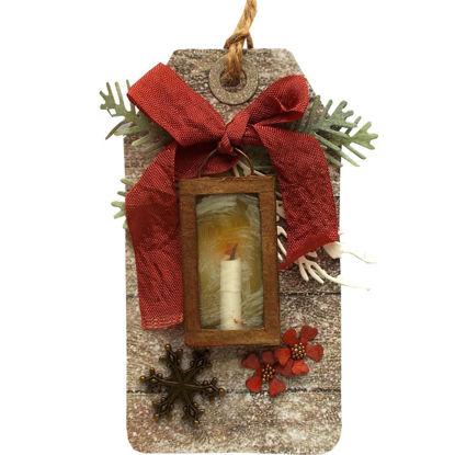 Obrázek Jmenovka na dárek (velká) Svíčka 2