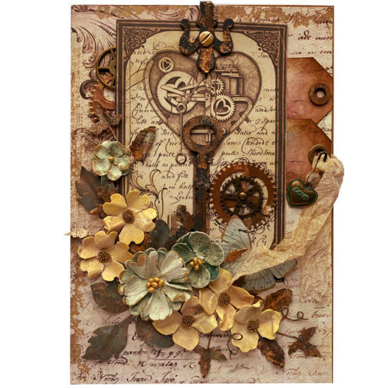 Obrázek Svatební přání Ve stylu steampunk