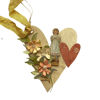 Obrázek Jmenovka na dárek (velká) Srdce s panenkou 2