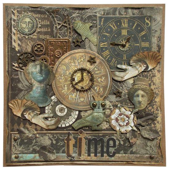 Obrázek Přáníčko do obálky Čas
