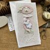 Obrázek Přání k narození miminka Pro holčičku 2