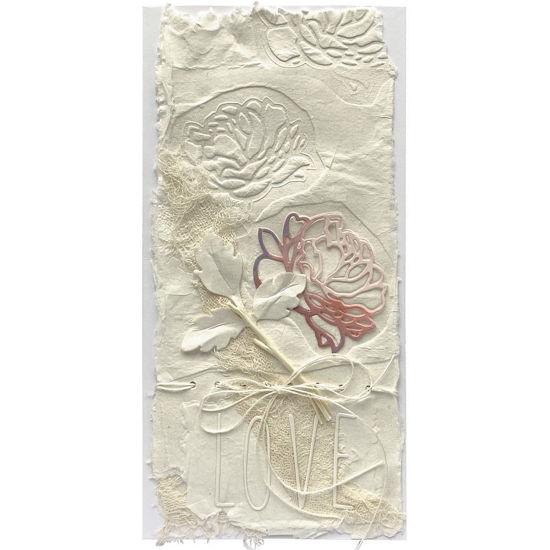Obrázek Svatební přání S růží