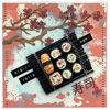 Obrázek Přání do obálky Sushi