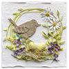Obrázek Velikonoční přání Fialky