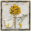 Obrázek Velikonoční přání Stromeček a slepičky