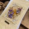 Obrázek Svatební přání Obraz z květin 2
