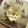 Obrázek Přání k 90. narozeninám Květ