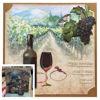 Obrázek Přání do obálky Vinný sklípek 3D 1