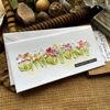 Obrázek Přáníčko do obálky Jarní kytičky 2