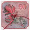 Obrázek Přání k 90. narozeninám Květy