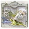Obrázek Voňavé přání Levandule se srdíčkem