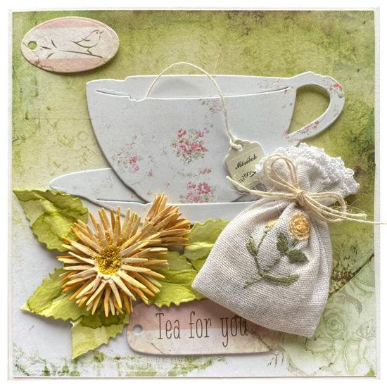 Obrázek Voňavé přání Čaj pro tebe - měsíček