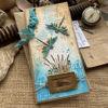 Obrázek Přáníčko do obálky Vážky