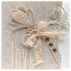 Obrázek Svatební přání Květy se srdíčky
