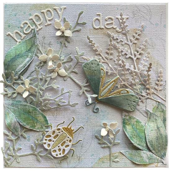 Obrázek Přání do obálky Šťastný den