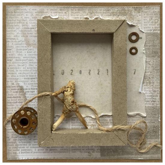 Obrázek Přání do obálky Samorost