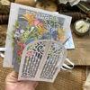 Obrázek Přání do obálky Zahrada 3D