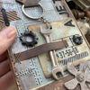 Obrázek Přání s dárkem Přívĕsek oboustranný klíč