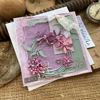 Obrázek Svatební přání Růžovofialové