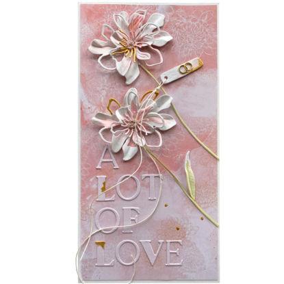 Obrázek Svatební přání Hodně lásky