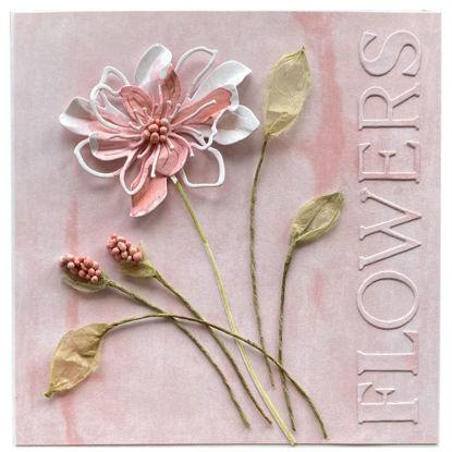 Obrázek Přání do obálky Flowers