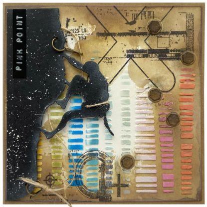 Obrázek Přáníčko do obálky Lezec