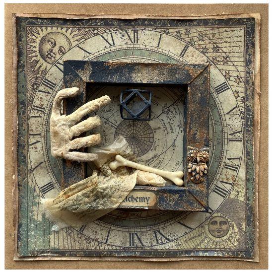 Obrázek Přání do obálky Alchemy 6